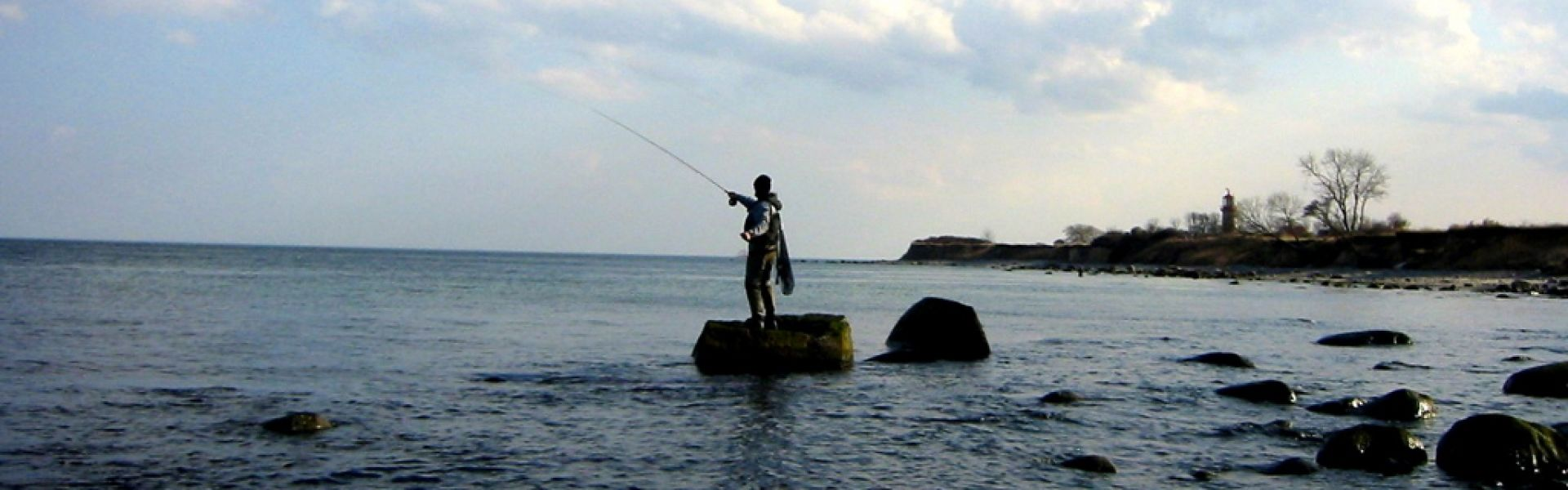Horrocks e.V. | John Horrocks e.V. – Fliegenfischen